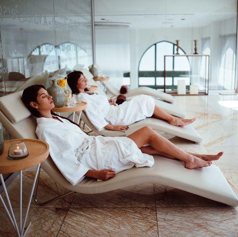 Spa hen weekends - spa deals