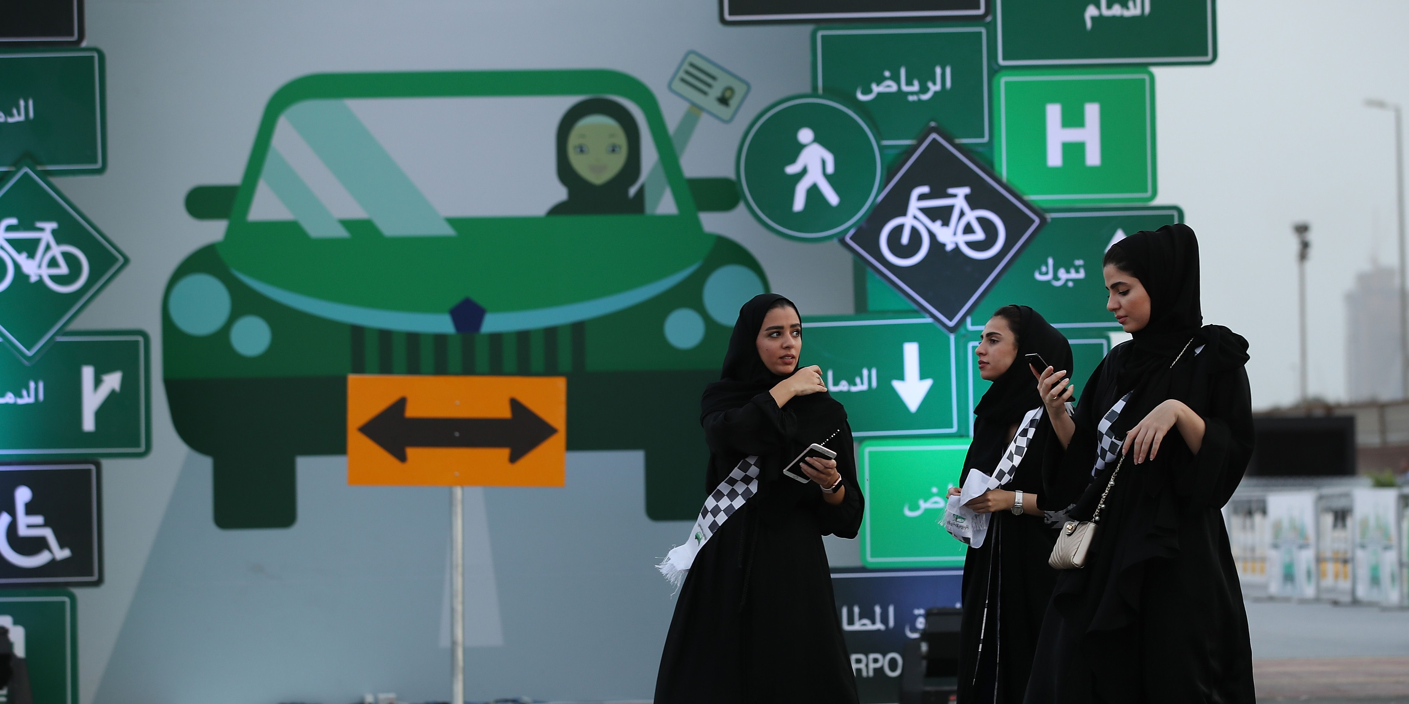 Saudi Women Prepare To Drive As Ban Nears End