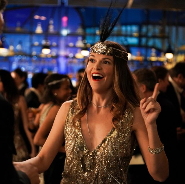 pictured sutton foster as liza of the series younger photo cr nicole rivelli2021 viacomcbs, inc all rights reserved