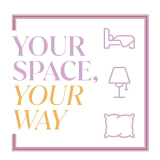 your space, your way logo,
