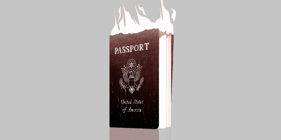 Why Stripping U.S. Citizens of Their Passports Is a Precursor to Genocide