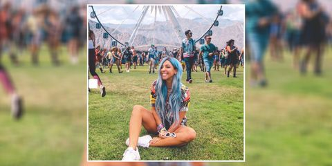This YouTuber faked going to Coachella, and people fell for it