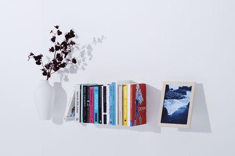 YOY 浮在空中的書架、相框、花瓶!日本又一奇妙設計擄獲少女心