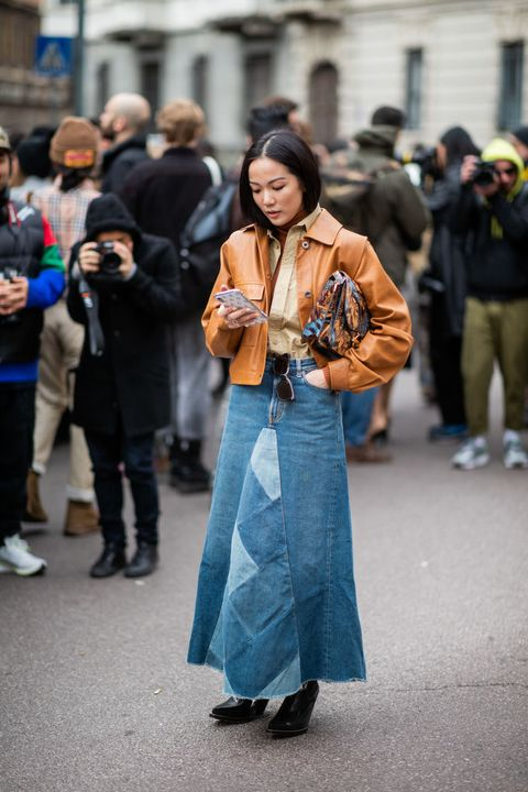 street style day 4 milan fashion week autumnwinter 201920