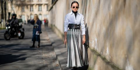 663353e2c7 15 New 2019 Spring Skirts to Skip Into Warmer Weather With