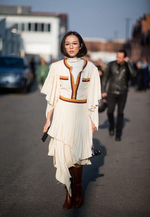 Street Style - Day 1: Milan Fashion Week Autumn/Winter 2019/20