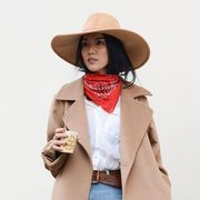 types of hats street style