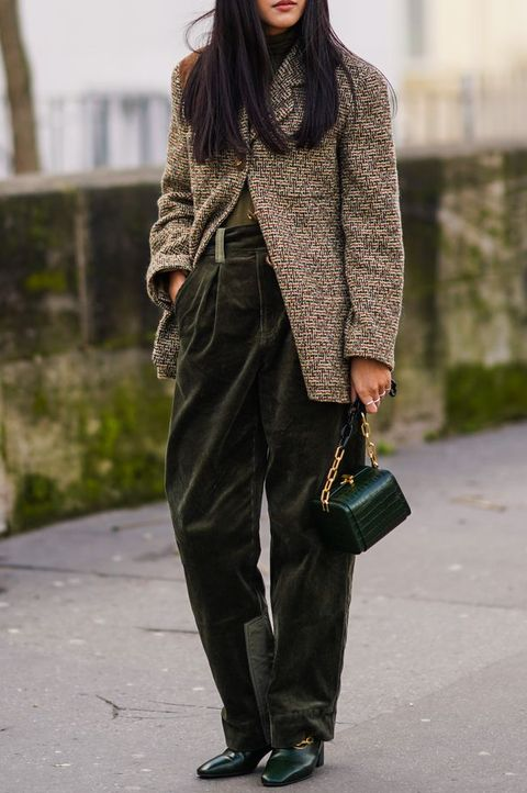 street style    paris fashion week   womenswear fallwinter 20202021  day six