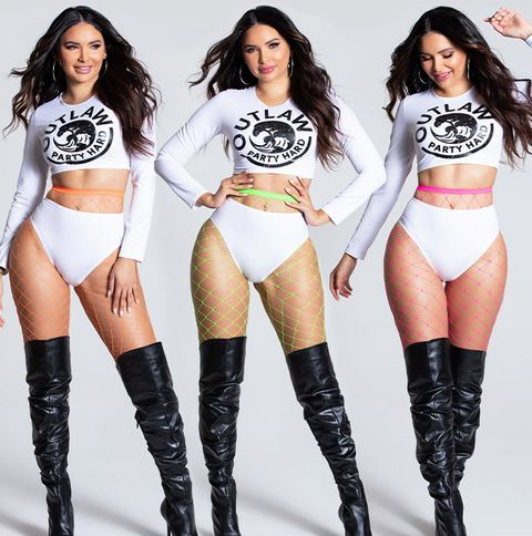 Yandy Debuts Sexy White Claw Halloween Costume