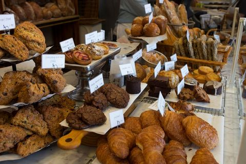 Cuisine, Dish, Food, Bakery, Ingredient, Fried food, Croissant, Pastry, Brunch, Finger food,
