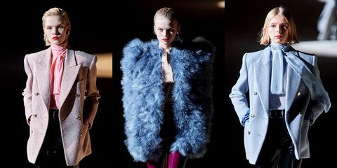 Fur, Clothing, Fashion, Outerwear, Fur clothing, Fashion model, Collar, Fashion design, Coat, Performance,