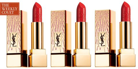 Lipstick, Red, Cosmetics, Beauty, Product, Lip care, Tints and shades, Material property, Liquid, Beige,