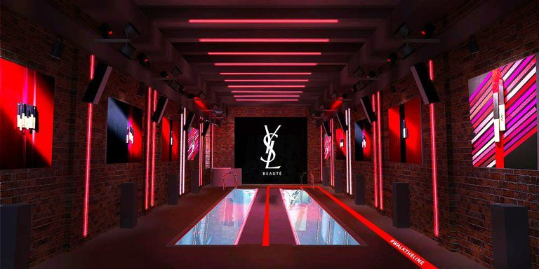 YSL opent beauty-hotel in New York
