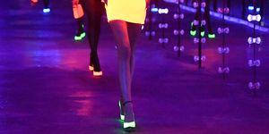 YSL catwalk