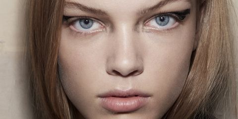 Nose, Lip, Cheek, Mouth, Brown, Hairstyle, Skin, Eye, Chin, Forehead,