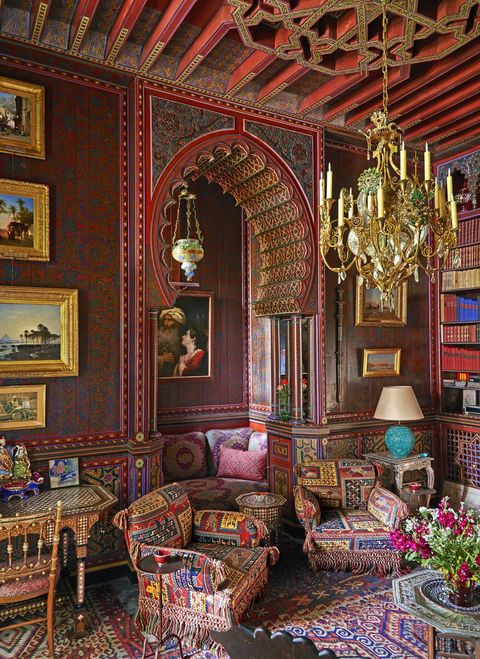 71399b5f21e Inside Yves Saint Laurent's Home in Marrakesh - Private Tour of the ...