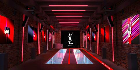 ysl s beauty hotel is coming to new york ysl beauty to launch pop