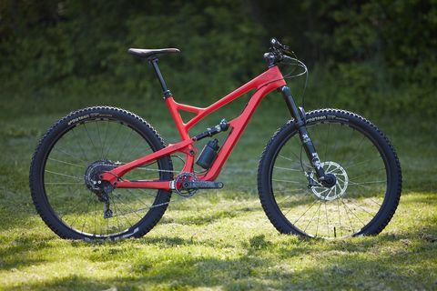 YTJeffsy CF29 Pro full bike