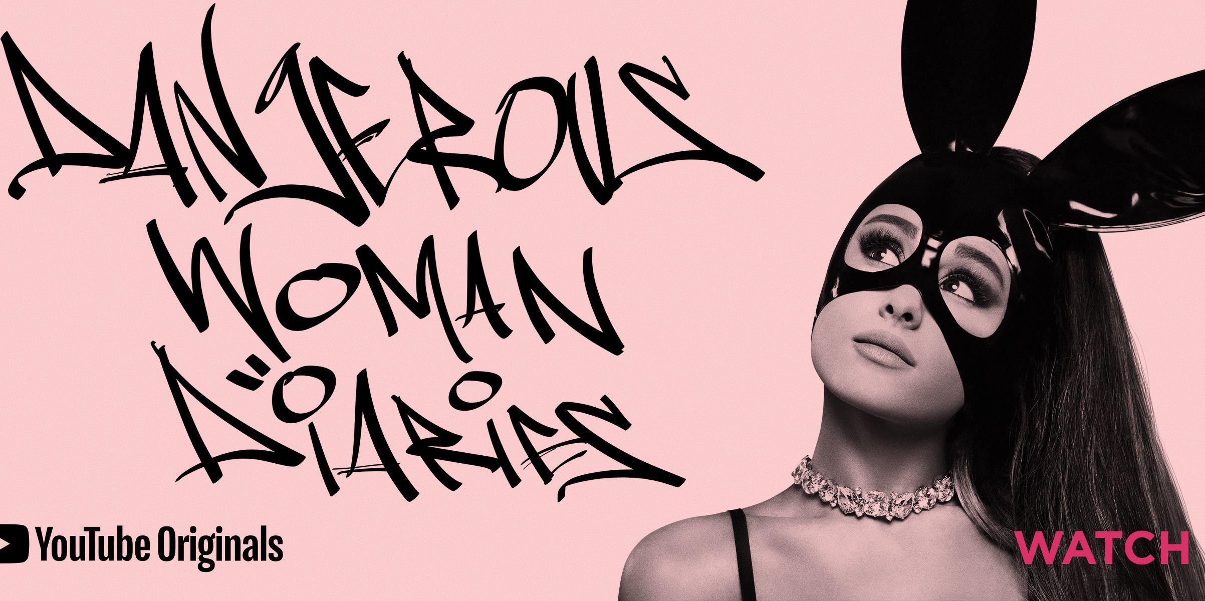 Ariana Grande youtube docuseries