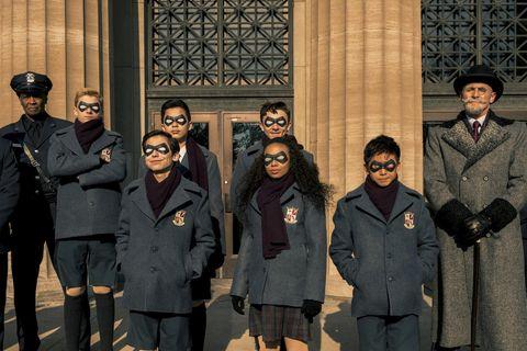 【美劇抓重點】《雨傘學院》反轉劇情和暗黑美學,讓你愛上這些不完美的英雄!錯過絕對會後悔的5大理由現在告訴你