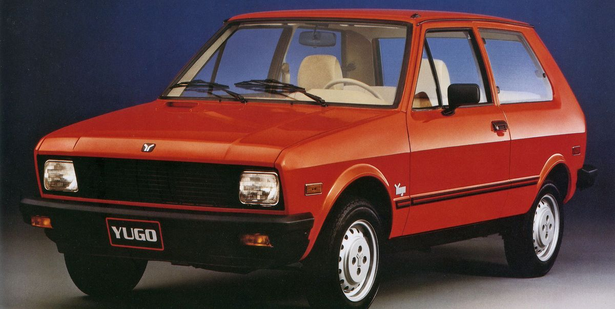 A Quick Look at the Yugo, the Worst Car in History