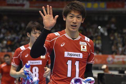 Japan v Venezuela - Men's World Olympic Qualification Tournament石川祐希