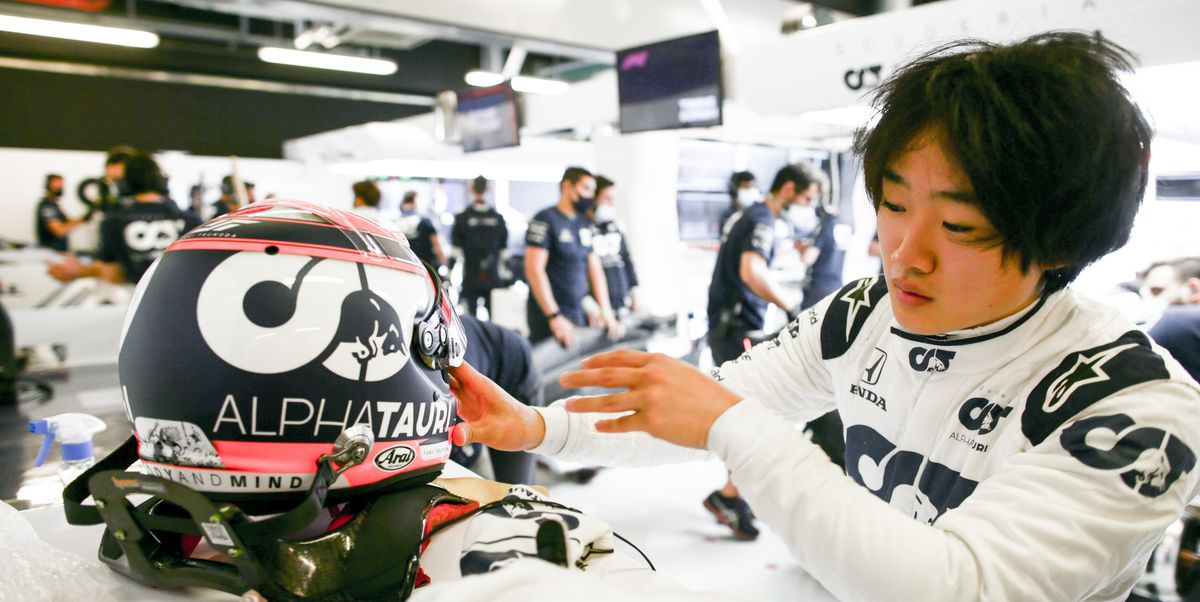 AlphaTauri F1 Driver Signing Sends Message to Red Bull's Alex Albon