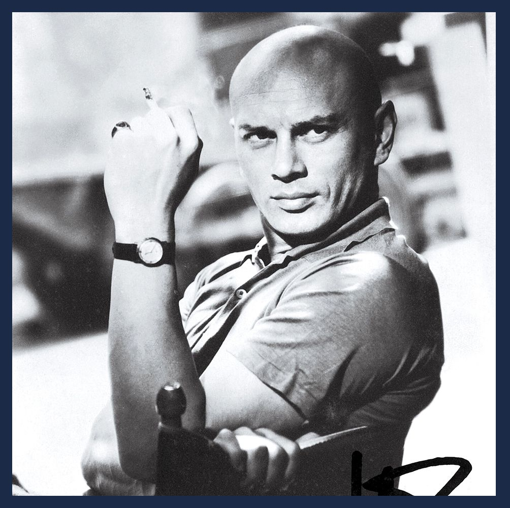 Yul Brynner's Daughter Victoria Has Reimagined His Beloved Director's Chair