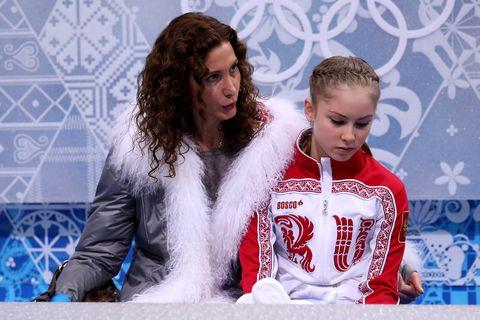Figure Skating - Winter Olympics Day 12