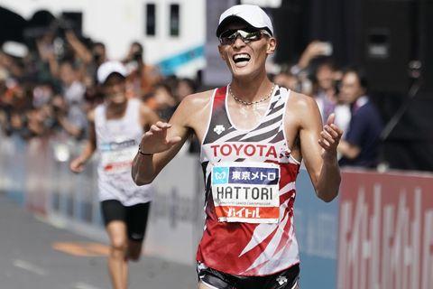 Marathon Grand Championships - Tokyo 2020 Test Event