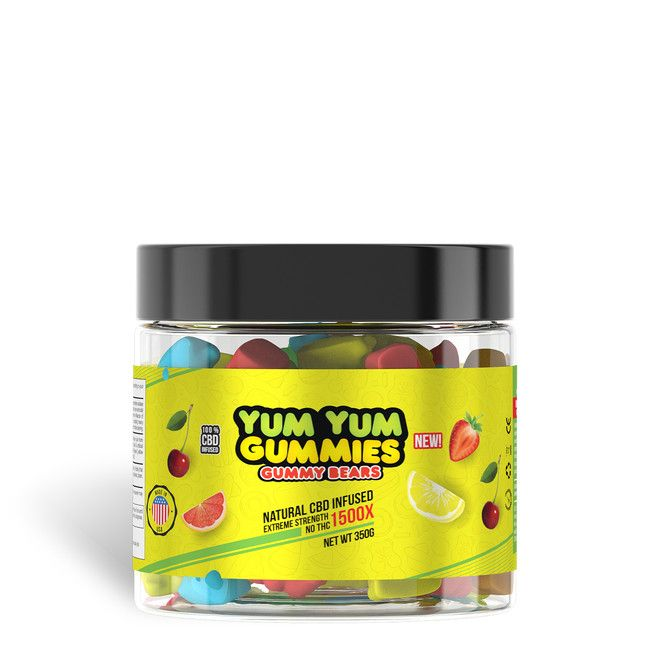 Top 10 Best CBD Gummies