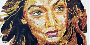 Yung Jake Emoji Art Gigi Hadid