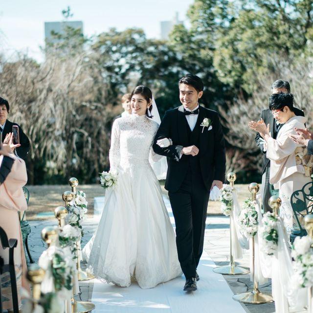 おしゃれ花嫁が語る「私がこの会場に決めた理由」〜qedclub編〜