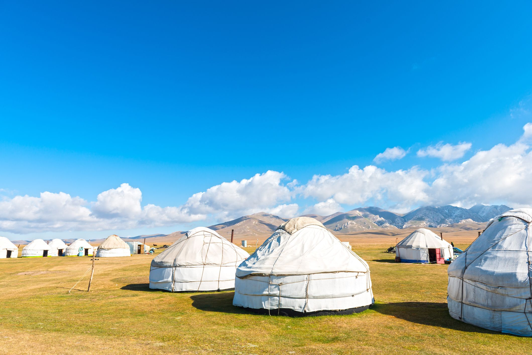 Best Yurt Camping Sites in the U S  - Yurt Camping Locations