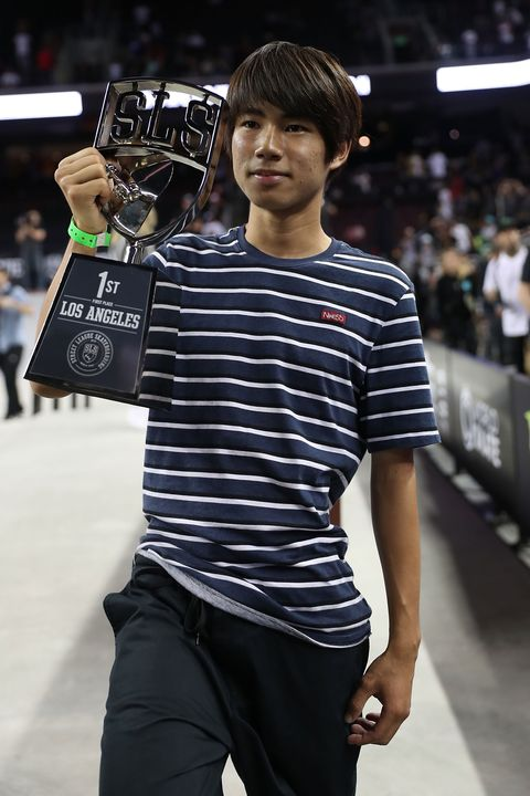 Street League Skateboarding: Los Angeles 堀米雄斗