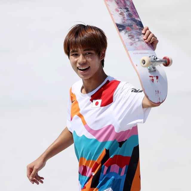 skateboarding   olympics day 2