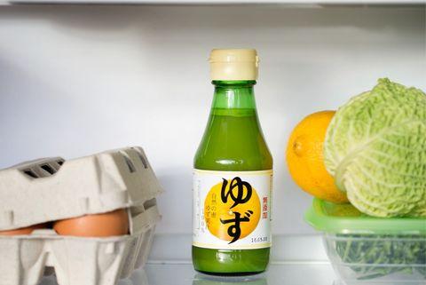 yuzu citrusvrucht
