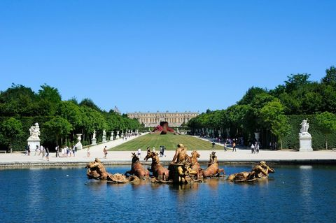 Versailles Veranda