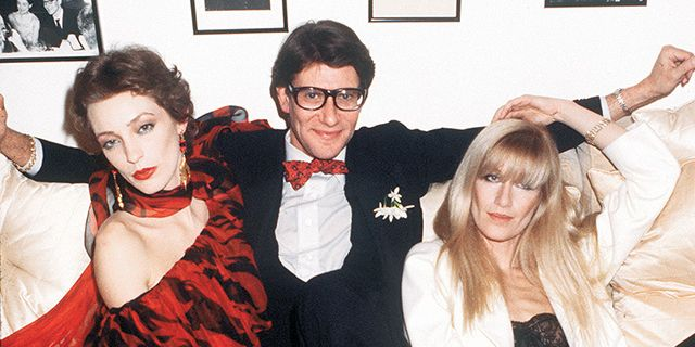 The Female Muses Who Inspired Yves Saint Laurent