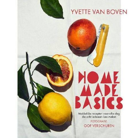 kookboek yvette van boven home made basics