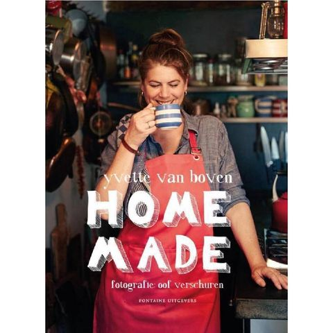 kookboek yvette van boven home made