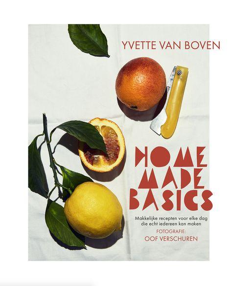 home made basics van yvette van boven