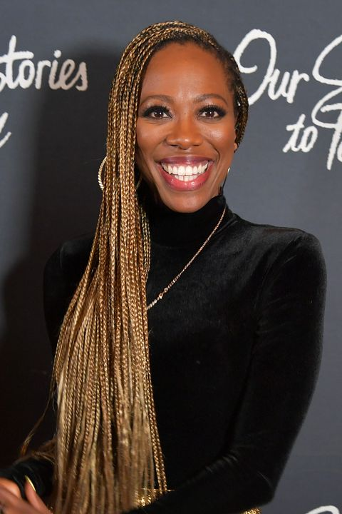 spring hair colors 2021    yvonne orji