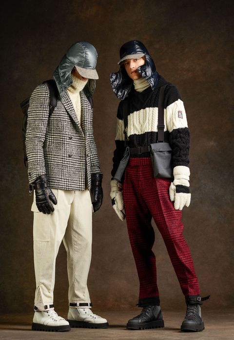 Fashion, Human, Action figure, Outerwear, Costume, Personal protective equipment, Fictional character, Performance,