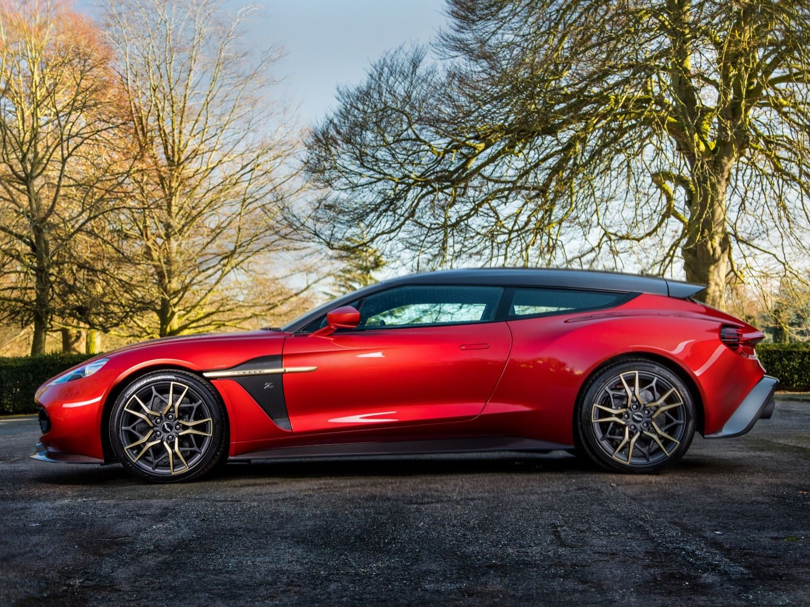 There S Already A Vanquish Zagato Shooting Brake For Sale