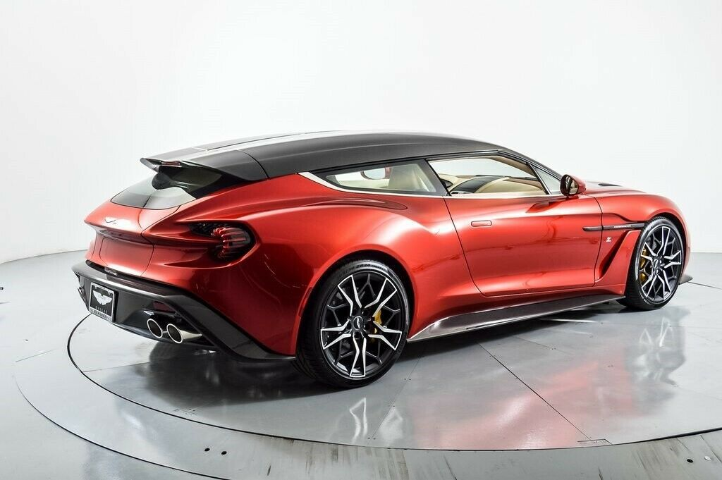 Aston Martin Vanquish Zagato Shooting Brake For Sale Wagon