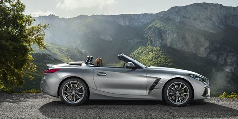 2019 Bmw Z4 Specs New Z4 Convertible Price Horsepower