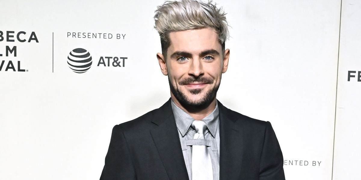 """Zac Efron Would Like to Remind You That Sometimes Serial Killers Look Like """"F*cking Zac Efron"""""""