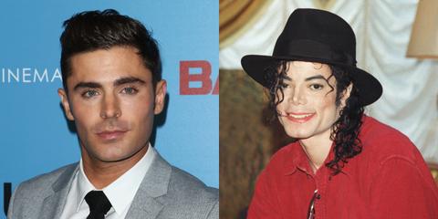 Zac Efron hizo llorar a Michael Jackson