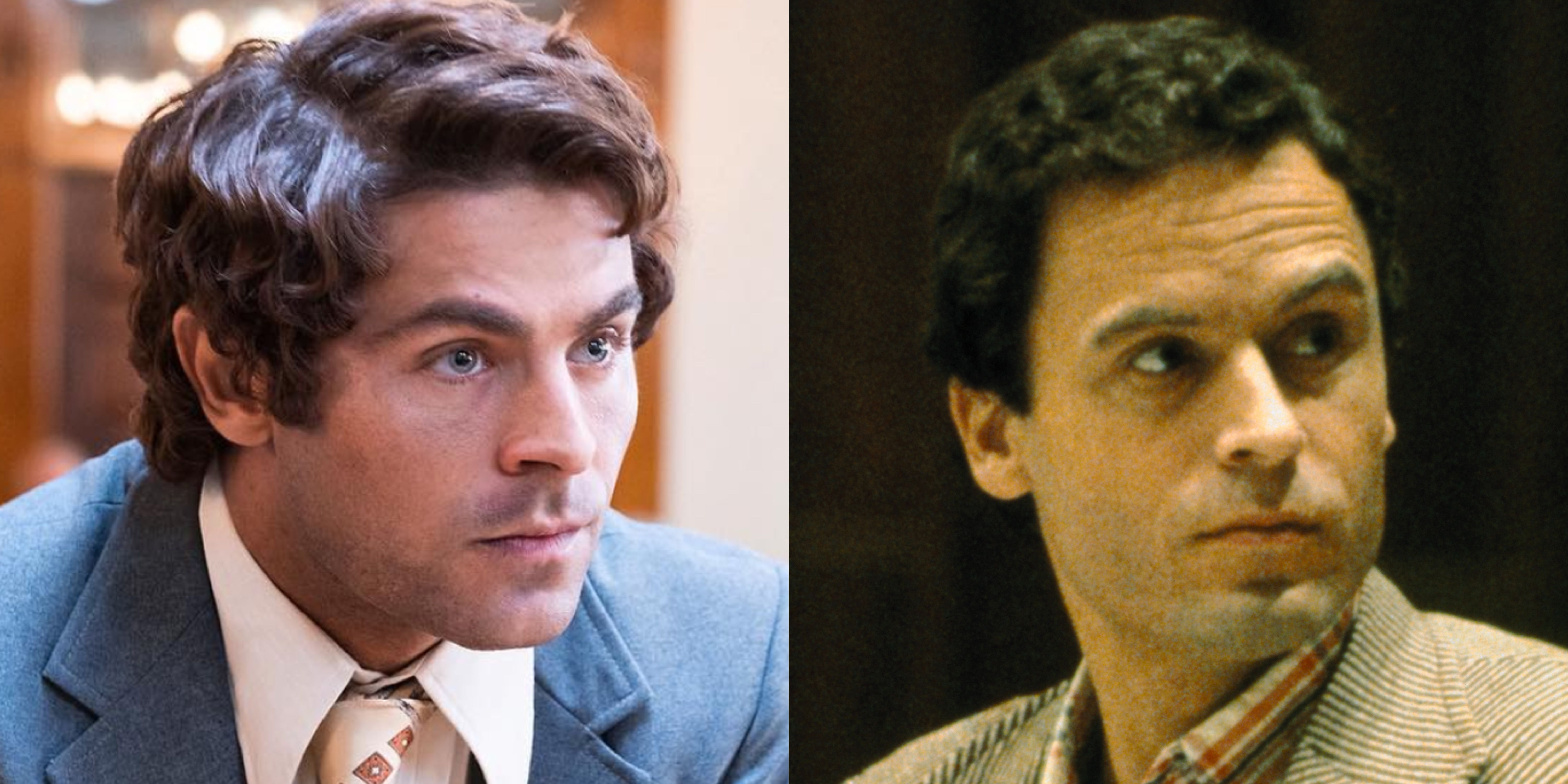 Ted Bundy Netflix Movie Cast vs  Real Life - 'Extremely